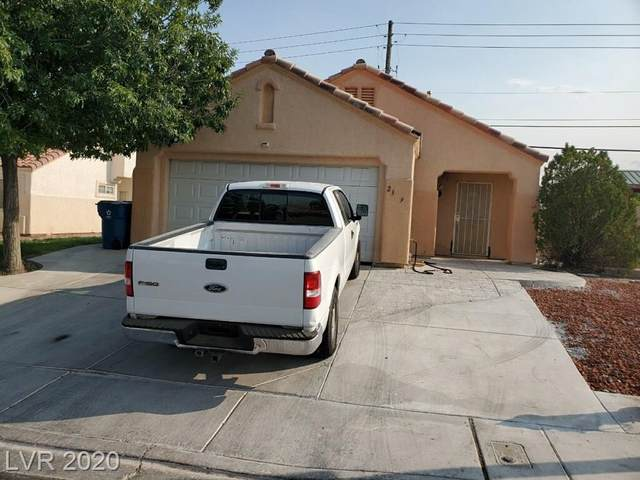 2339 Ozark Way, North Las Vegas, NV 89031 (MLS #2232276) :: Hebert Group | Realty One Group