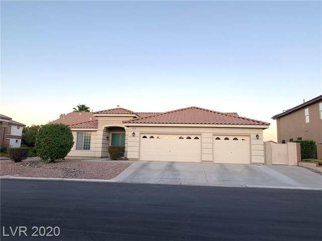 9410 Stone Castle Way, Las Vegas, NV 89123 (MLS #2232287) :: The Lindstrom Group