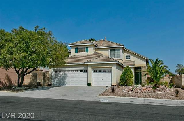 8418 San Ramon Drive, Las Vegas, NV 89147 (MLS #2232305) :: The Shear Team