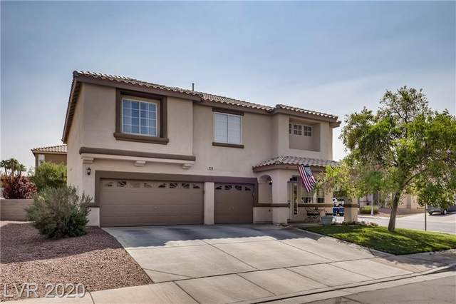 1059 Broomfield Drive, Henderson, NV 89074 (MLS #2232322) :: The Lindstrom Group