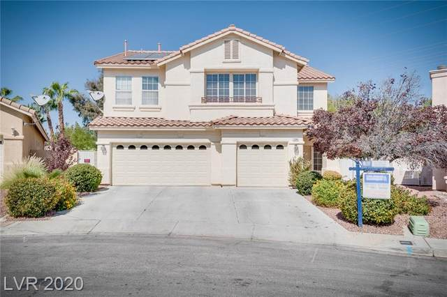 1044 Coral Desert Drive, Las Vegas, NV 89123 (MLS #2232327) :: The Lindstrom Group