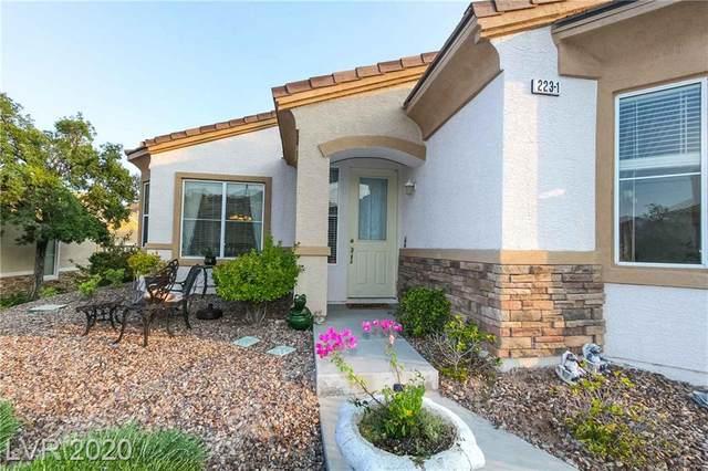 223 Big Horn Drive #1, Boulder City, NV 89005 (MLS #2232372) :: Signature Real Estate Group