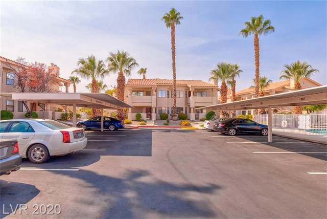 1005 Falconhead Lane #102, Las Vegas, NV 89128 (MLS #2232385) :: The Shear Team