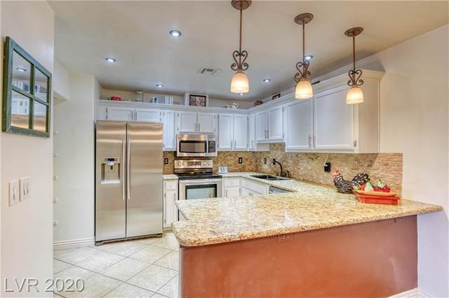 9070 Spring Mountain Road #204, Las Vegas, NV 89117 (MLS #2232404) :: Billy OKeefe | Berkshire Hathaway HomeServices