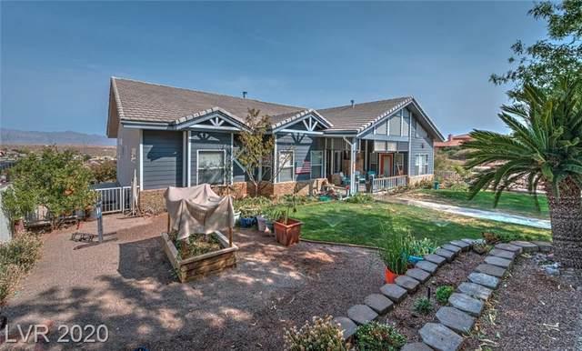 1445 San Felipe Drive, Boulder City, NV 89005 (MLS #2232406) :: Signature Real Estate Group