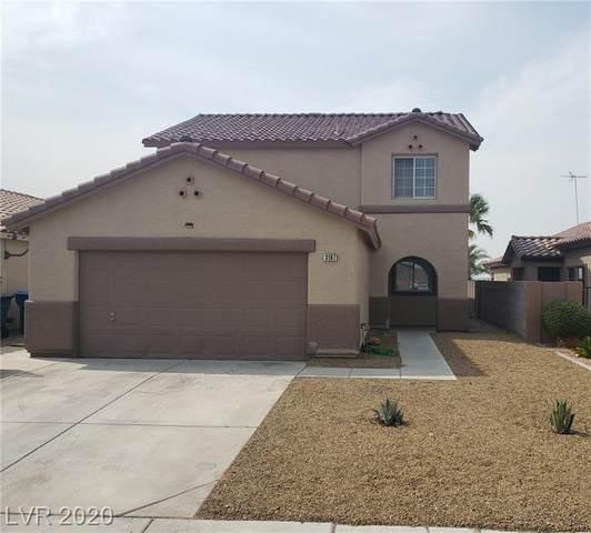 3187 Pocatello Peak Way, Las Vegas, NV 89156 (MLS #2232447) :: The Lindstrom Group