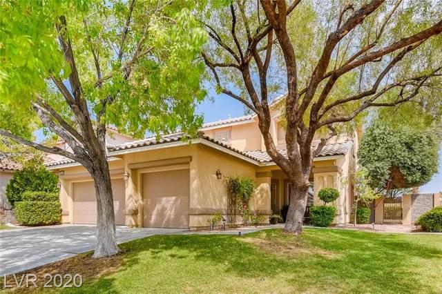 10604 Gum Tree Court, Las Vegas, NV 89144 (MLS #2232468) :: The Lindstrom Group