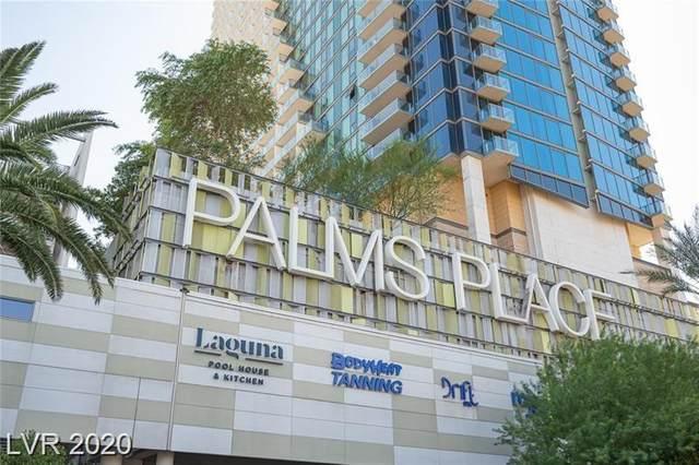 4381 Flamingo Road #1616, Las Vegas, NV 89103 (MLS #2232486) :: The Shear Team
