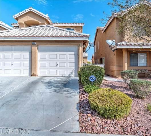 8008 Draco Circle #101, Las Vegas, NV 89128 (MLS #2232498) :: The Perna Group