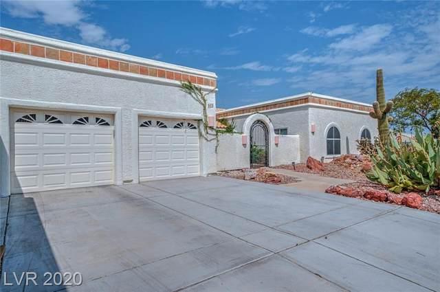 928 Villa Grande Way, Boulder City, NV 89005 (MLS #2232513) :: Signature Real Estate Group