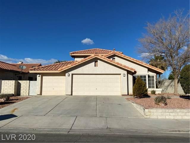 381 Bradford Drive, Henderson, NV 89074 (MLS #2232531) :: Signature Real Estate Group