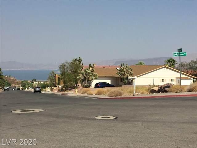 801 Robinson Lane, Boulder City, NV 89005 (MLS #2232557) :: Signature Real Estate Group