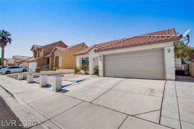 1701 Robin Street, Las Vegas, NV 89106 (MLS #2232561) :: Signature Real Estate Group