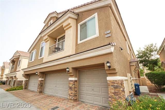 3517 Hazelnut Pine Place #2, North Las Vegas, NV 89084 (MLS #2232598) :: Performance Realty