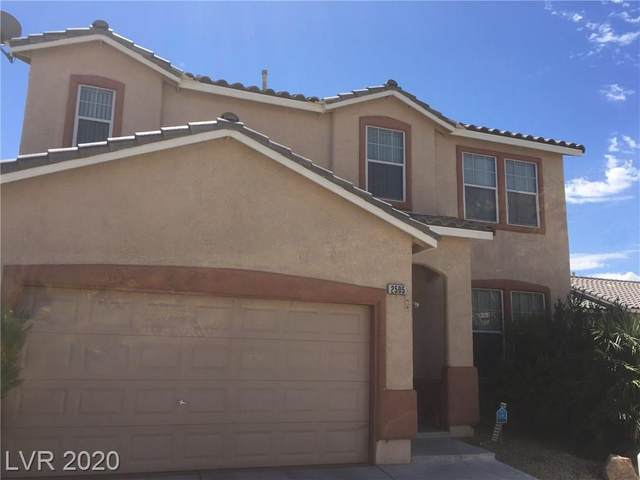 2505 Plaid Cactus Court, Las Vegas, NV 89106 (MLS #2232606) :: Billy OKeefe | Berkshire Hathaway HomeServices