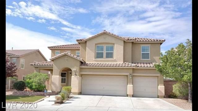 2313 Mistle Thrush Drive, North Las Vegas, NV 89084 (MLS #2232619) :: Signature Real Estate Group