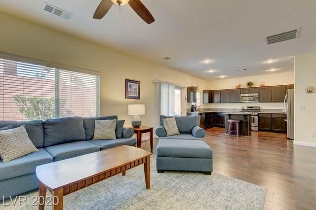 10616 Capitol Peak Avenue, Las Vegas, NV 89166 (MLS #2232621) :: Signature Real Estate Group