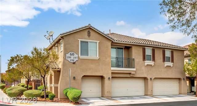 6255 Arby Avenue #199, Las Vegas, NV 89118 (MLS #2232625) :: Jeffrey Sabel