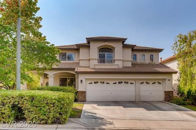 2072 Hidden Hollow Lane, Henderson, NV 89012 (MLS #2232637) :: Billy OKeefe | Berkshire Hathaway HomeServices
