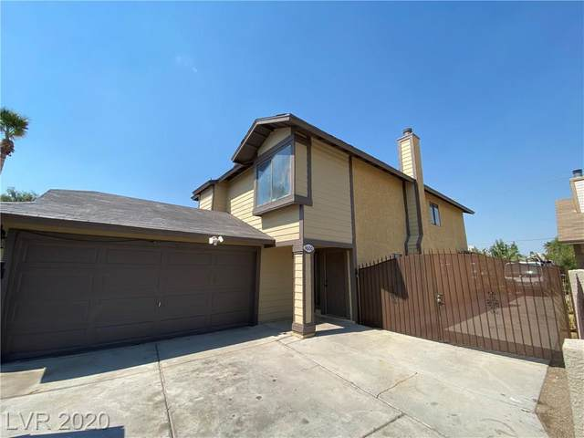 4600 Supreme Court, Las Vegas, NV 89110 (MLS #2232653) :: Signature Real Estate Group