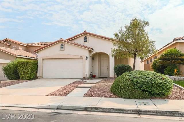 298 Fancrest Street, Henderson, NV 89052 (MLS #2232667) :: Helen Riley Group | Simply Vegas