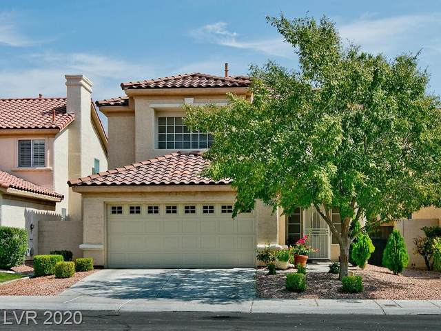 1616 Calle Montery Street, Las Vegas, NV 89117 (MLS #2232683) :: The Lindstrom Group