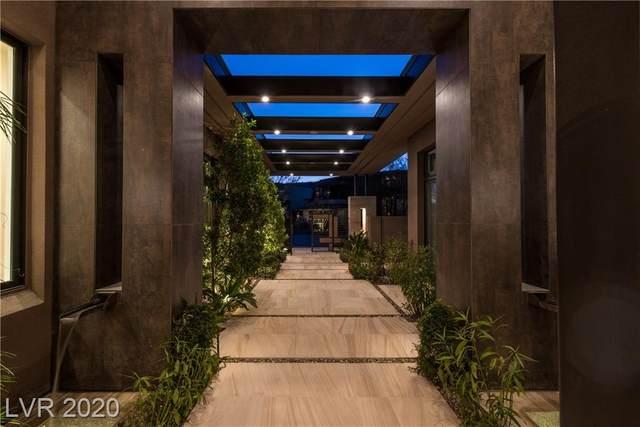 50 Morning Glow Lane, Las Vegas, NV 89135 (MLS #2232692) :: The Perna Group