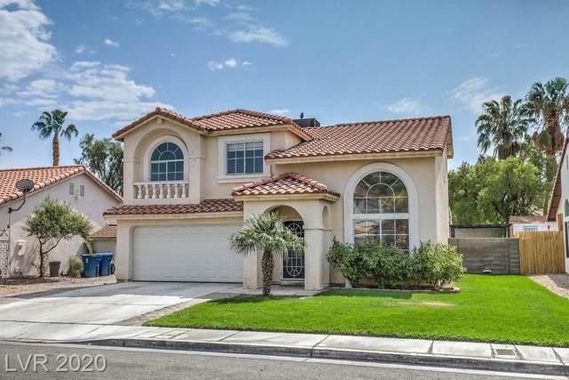 1675 Silver Glen Avenue, Las Vegas, NV 89123 (MLS #2232695) :: ERA Brokers Consolidated / Sherman Group
