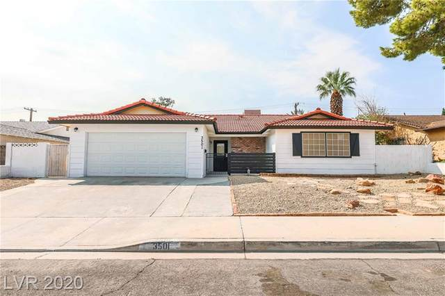 3501 Casa Grande Avenue, Las Vegas, NV 89102 (MLS #2232702) :: The Shear Team
