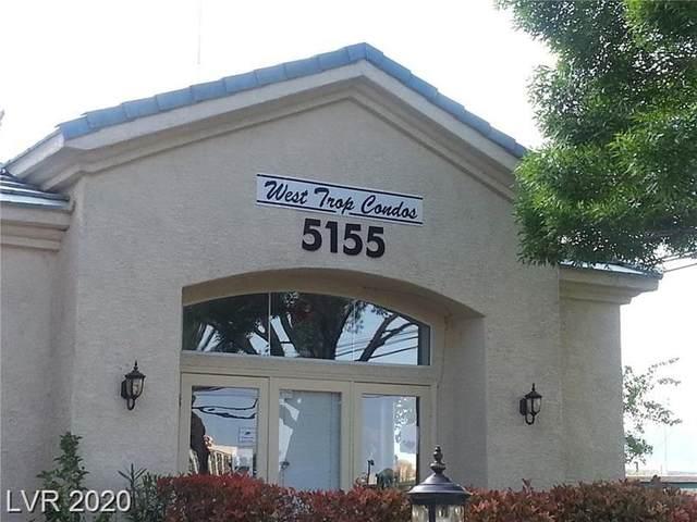 5155 W Tropicana Avenue #2125, Las Vegas, NV 89103 (MLS #2232719) :: The Shear Team