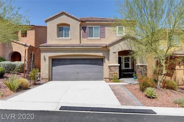 10634 Mount Blackburn Avenue, Las Vegas, NV 89166 (MLS #2232727) :: Vestuto Realty Group