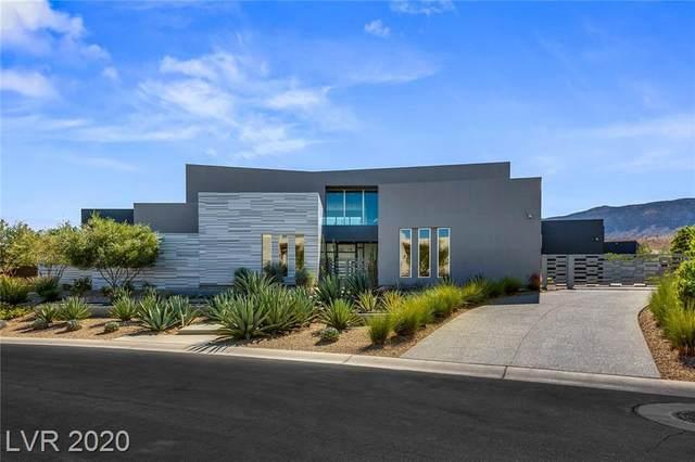 19 Flying Cloud Lane, Las Vegas, NV 89135 (MLS #2232745) :: The Perna Group