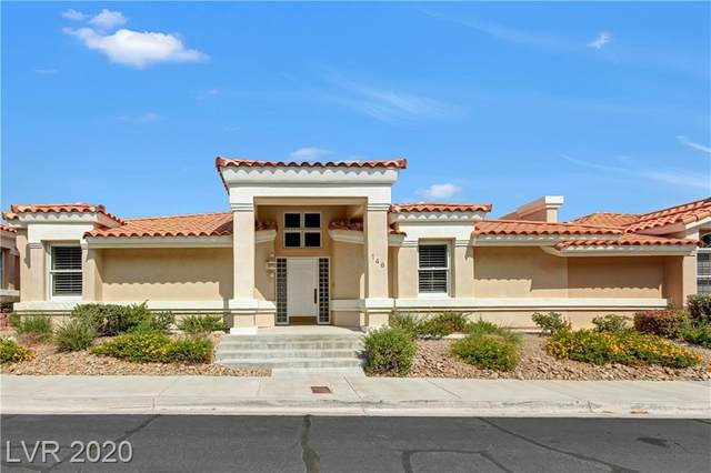 146 Rainbow Drive, Boulder City, NV 89005 (MLS #2232756) :: Performance Realty
