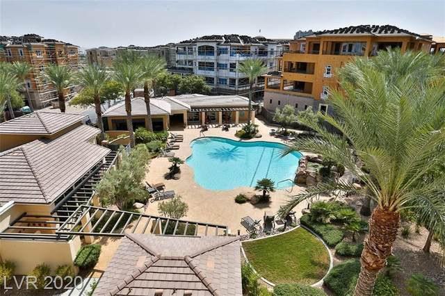 9141 Tesoras Drive #402, Las Vegas, NV 89144 (MLS #2232759) :: The Shear Team
