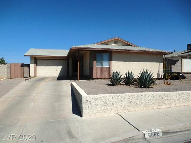 6862 Tiffollo Lane, Las Vegas, NV 89156 (MLS #2232784) :: The Shear Team