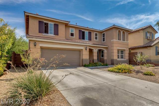 10348 Grizzly Forest Drive, Las Vegas, NV 89178 (MLS #2232785) :: The Shear Team