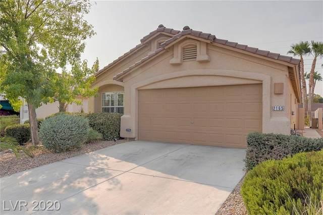 2165 Hidden Ranch Terrace, Henderson, NV 89052 (MLS #2232789) :: The Lindstrom Group