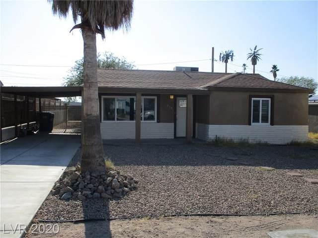 415 Ilmenite Way, Henderson, NV 89015 (MLS #2232806) :: Signature Real Estate Group