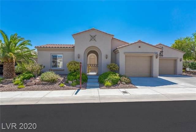 10415 Mezzanino, Las Vegas, NV 89135 (MLS #2232811) :: The Mark Wiley Group | Keller Williams Realty SW
