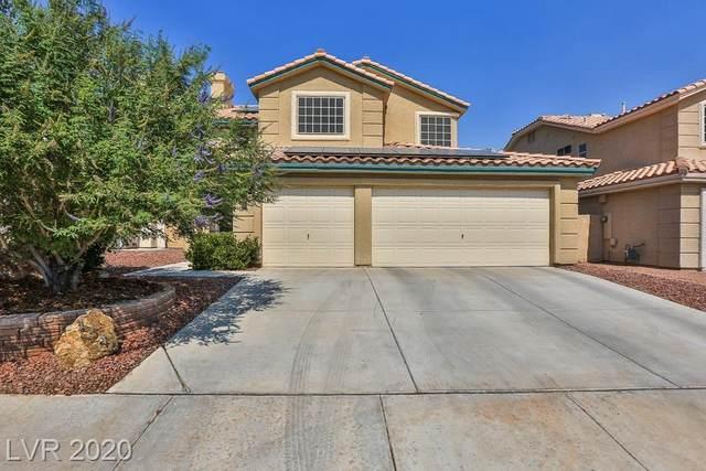 1246 Silver Knoll Avenue, Las Vegas, NV 89123 (MLS #2232832) :: The Mark Wiley Group | Keller Williams Realty SW