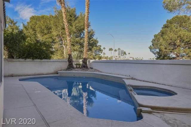 7912 Marbella Circle, Las Vegas, NV 89128 (MLS #2232834) :: The Shear Team