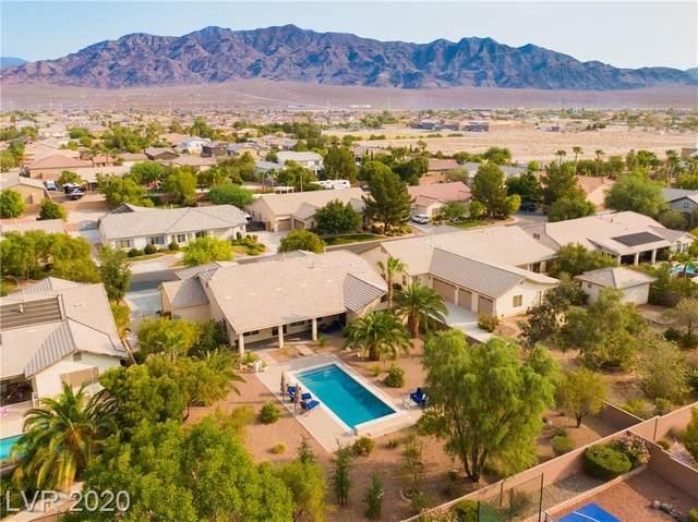 5893 Castleberry Peak Avenue, Las Vegas, NV 89131 (MLS #2232836) :: Helen Riley Group | Simply Vegas
