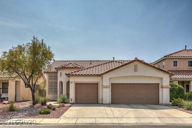 529 Artrea Place, Las Vegas, NV 89123 (MLS #2232837) :: The Lindstrom Group