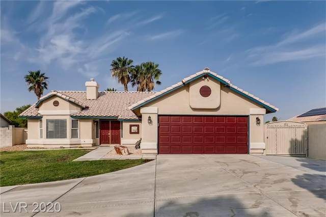 5041 Sunrise Falls Court, North Las Vegas, NV 89031 (MLS #2232841) :: Billy OKeefe | Berkshire Hathaway HomeServices