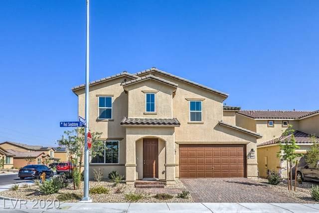 214 Red Sandstone Avenue, North Las Vegas, NV 89031 (MLS #2232843) :: The Perna Group