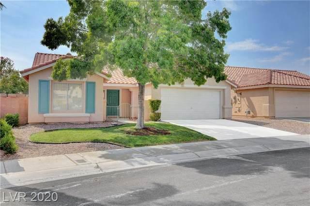 7805 Sierra Rim Drive, Las Vegas, NV 89131 (MLS #2232856) :: The Perna Group