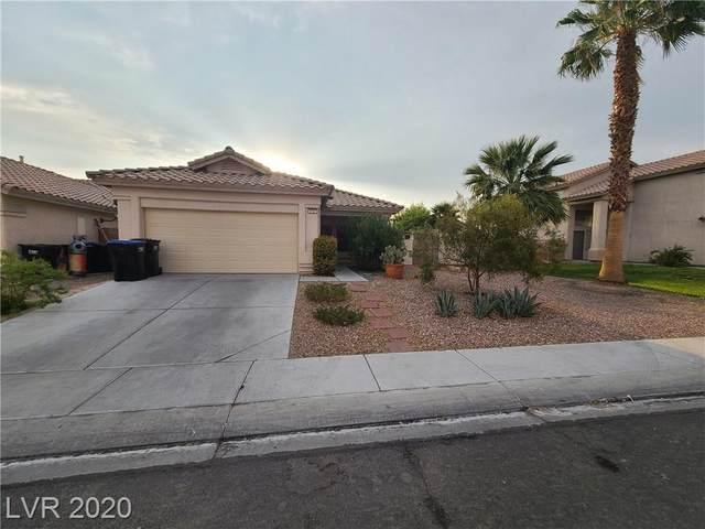 4721 Cliff Breeze Drive, North Las Vegas, NV 89081 (MLS #2232866) :: The Shear Team
