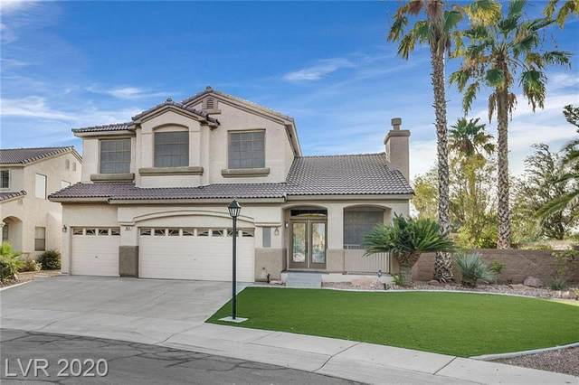 7577 Majestic Bay Street, Las Vegas, NV 89131 (MLS #2232873) :: Performance Realty