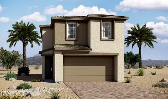 857 Ariel Heights Avenue, Las Vegas, NV 89138 (MLS #2232878) :: The Shear Team