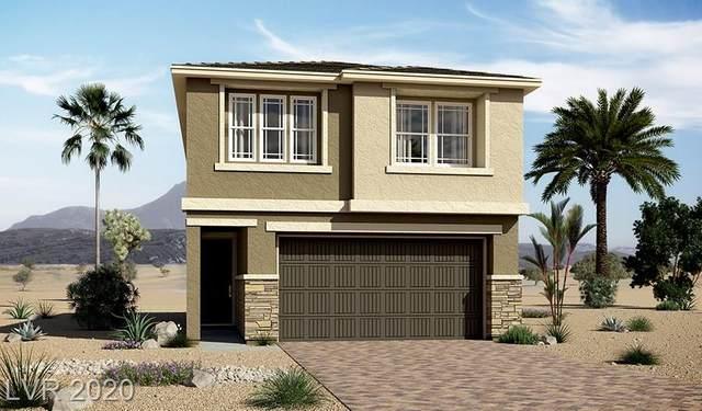 781 Ariel Heights Avenue, Las Vegas, NV 89138 (MLS #2232881) :: The Shear Team